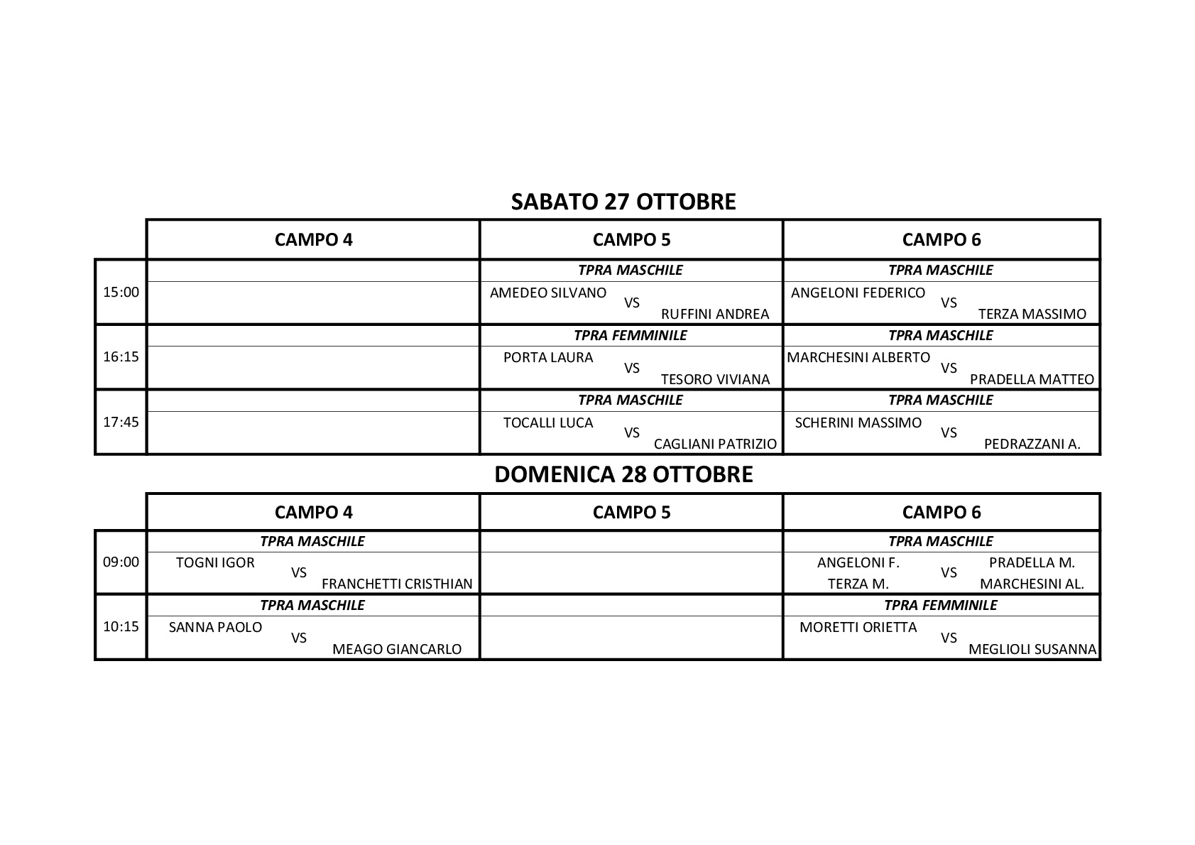 Trofeotennis It Calendario Tornei.Tennis Club Sondrio Bacheca